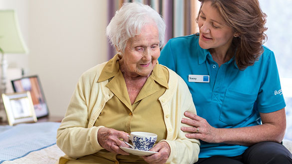 Nursing home position in Belfast
