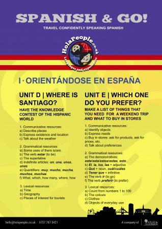 SPANISH & GO Vol. II