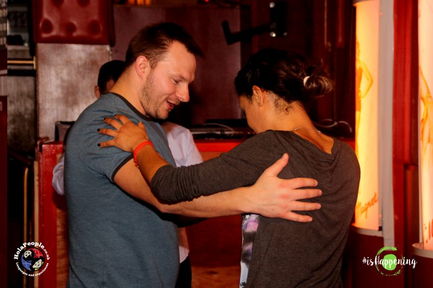 Salsa dance at The Magnet Liverpool