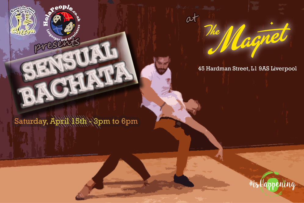 Sensual Bachata workshop