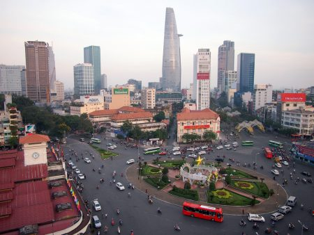 Jobs in Ho Chi Minh City / Saigon (Vietnam)