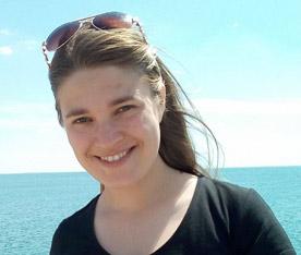 Judith van Duinen · Internship in Liverpool