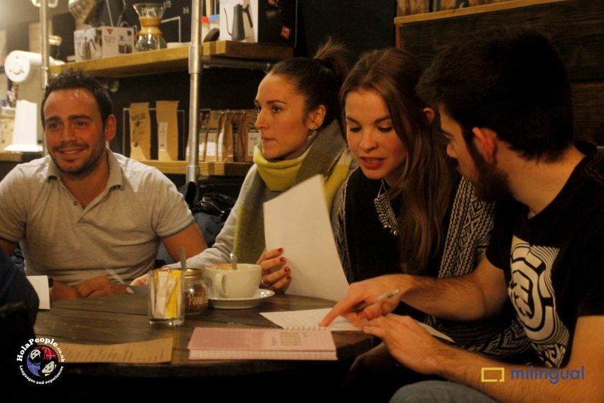 learn English and Spanish in Liverpool