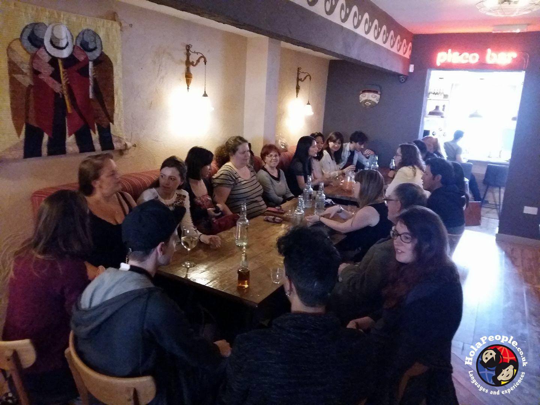 Social Language Chicha Restaurant
