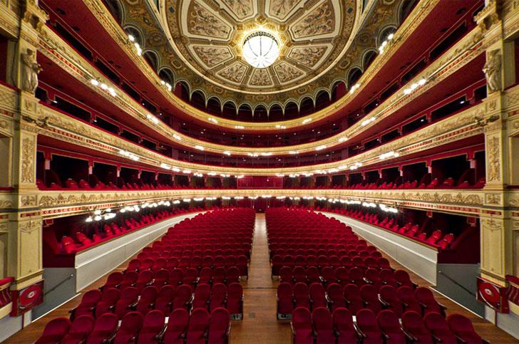 Theatres in Valladolid