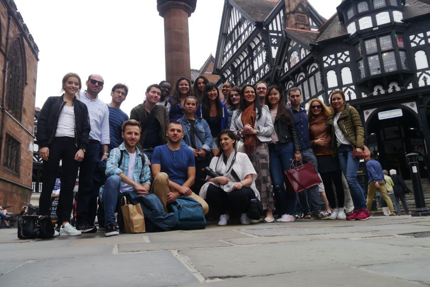 Trip to Chester