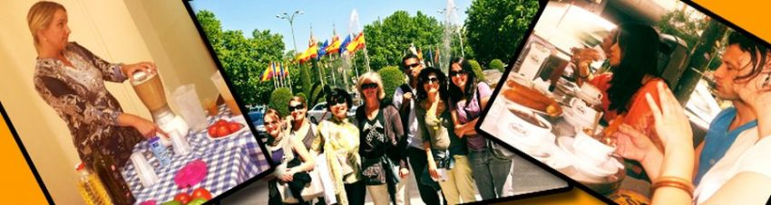 Activities studying Spanish in Madrid (Spain)