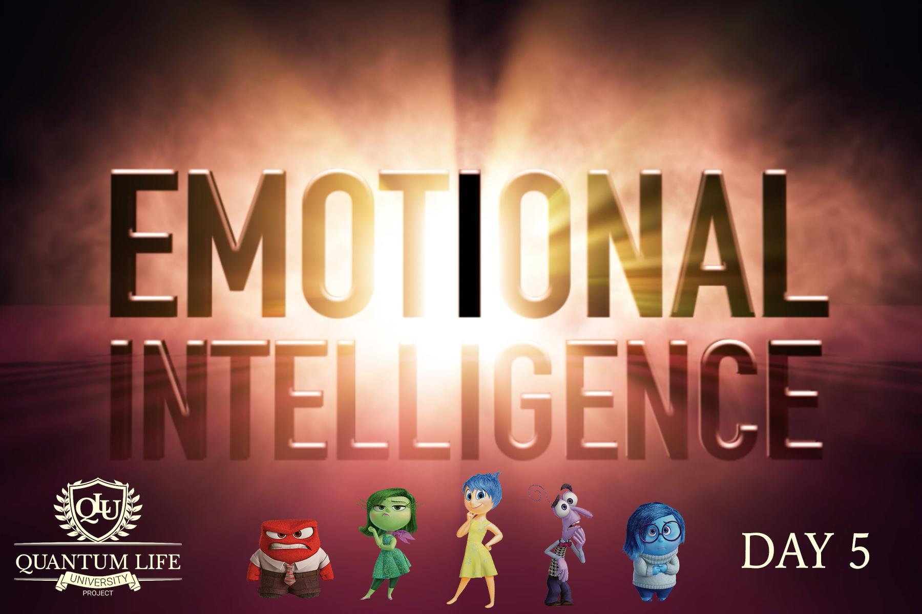 Emotional Intelligence Course day 5