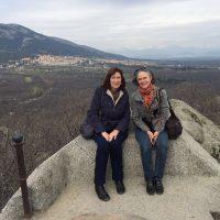 Excursions in Spain speaking Spanish language