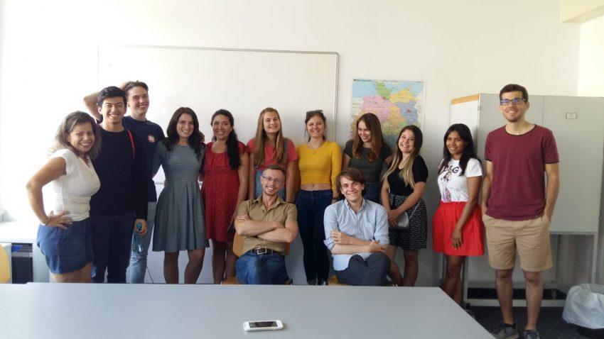 German classes in Munich