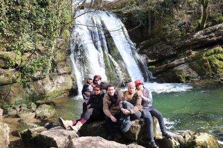 Waterfall Janet's Foss