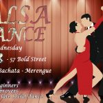 Come dance salsa with us in Liverpool Bold Street