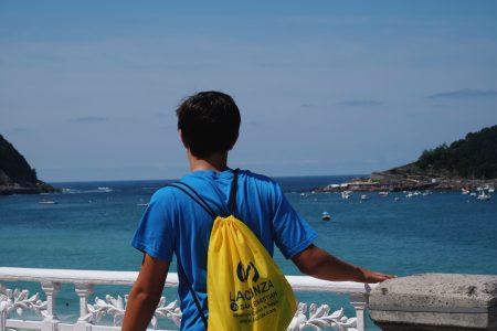 Study languages in San Sebastian