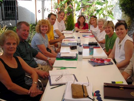 Study Spanish in Nerja Club 50+ course