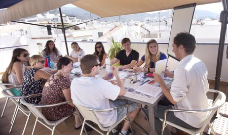 Study Spanish in Spain, Malaga-Nerja