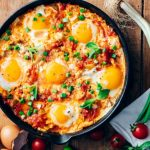 Turkish Egg Dish: MENEMEN