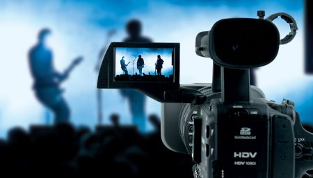 audiovisual production and events organisation #isHappening