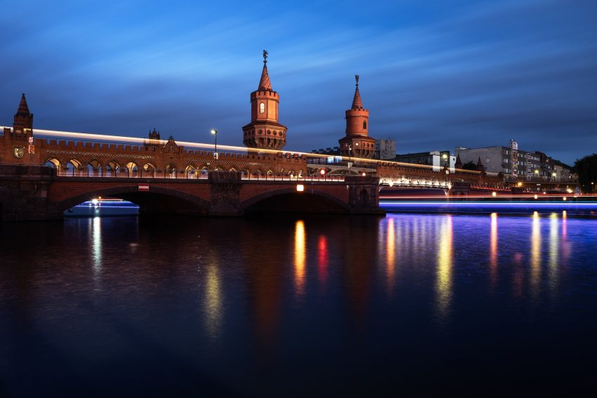 Bridges in Berlin
