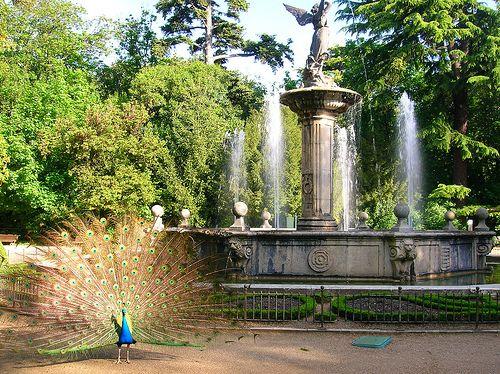 Campo Grande Park Valladolid
