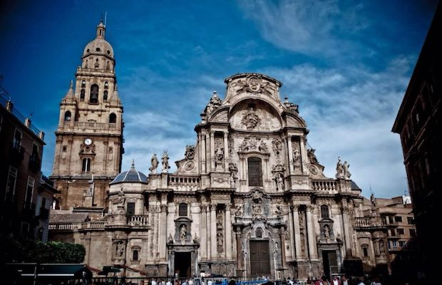 Murcia Cathedral cultural tourism