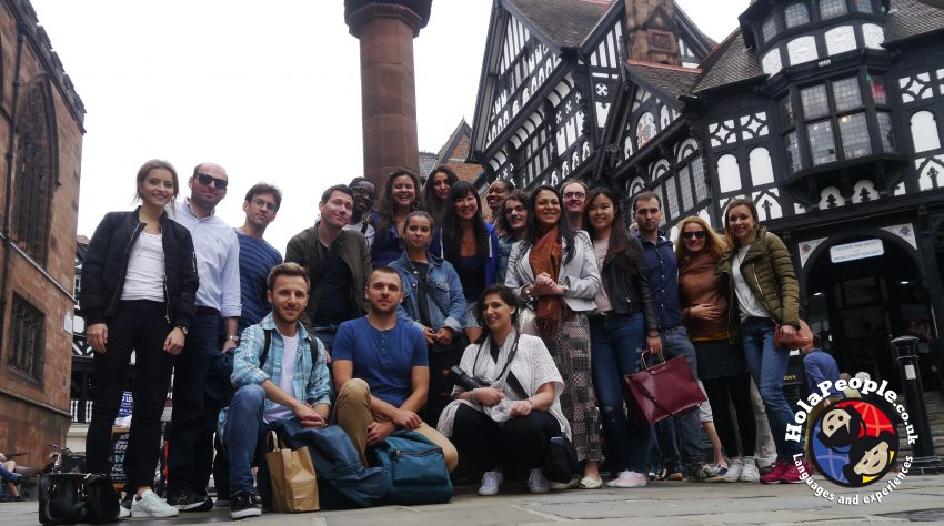 Chester trip group · Hola People