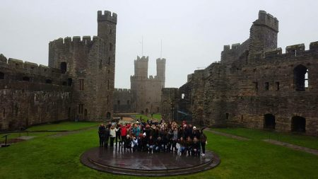 Group day trip Wales