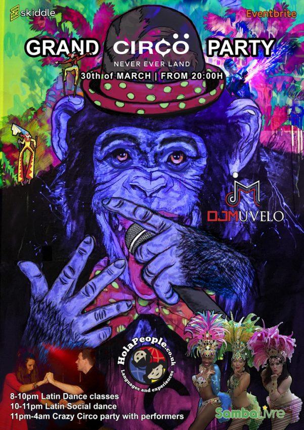 Grand Circo Party