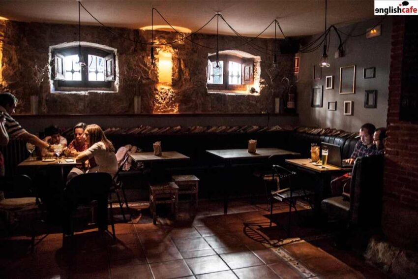 El niño Perdido - cocktail bar Valladolid