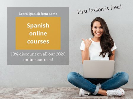 Online Spanish classes