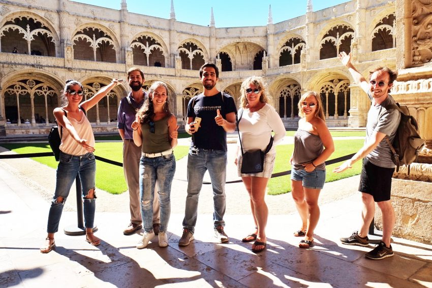 Portuguese classes in Lisbon