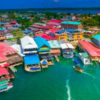 Travel to Bocas Town