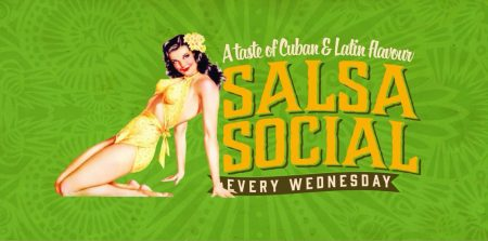 Salsa, merengue and bachata in Liverpool