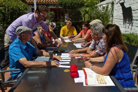 study Spanish in Nerja (Malaga)