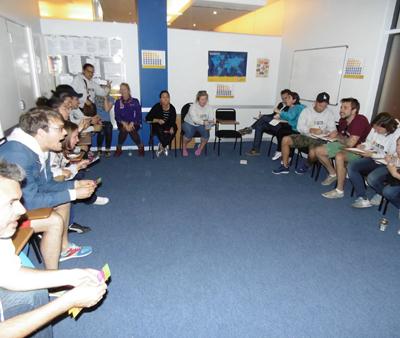 Native English teachers in Spain