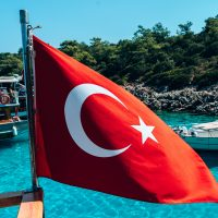summer holiday turkey