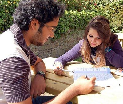 Work as an English teacher in Spain