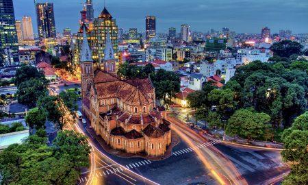Work in Ho Chi Minh City (Vietnam)